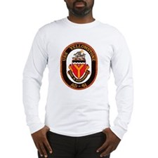 yellowstonepatch41 Long Sleeve T-Shirt
