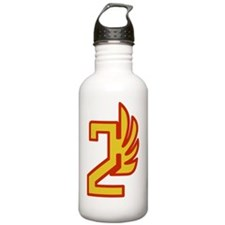 2nd Air Force - Logo Water Bottle
