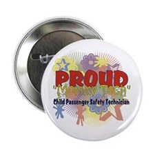 Child Passenger Safety Techni Button