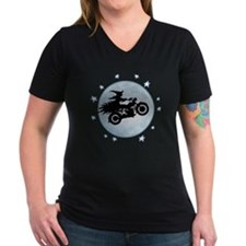 witch-biker-moon-T T-Shirt