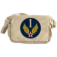 1st Air Force - WWII Messenger Bag