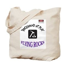 Rockhound Danger Shirt Tote Bag