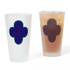 88th Infantry Division Drinking Glass