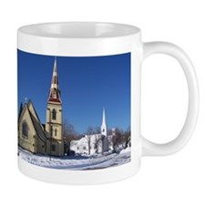 Mahone Bay winter Mug