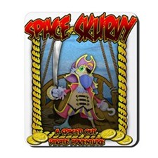 Space Scurvy Tshirt Mousepad