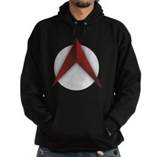 The Scathing Atheist (Logo Only) Hoody