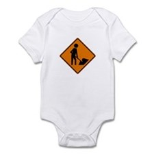 Workers - USA Infant Bodysuit