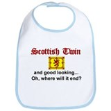 Scottish Twin (Good Looking) Bib