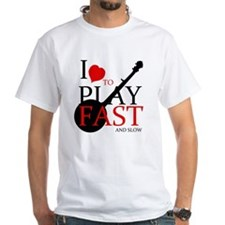 I love to Play Fast and Slow Shirt