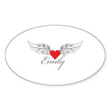 Angel Wings Emily Decal