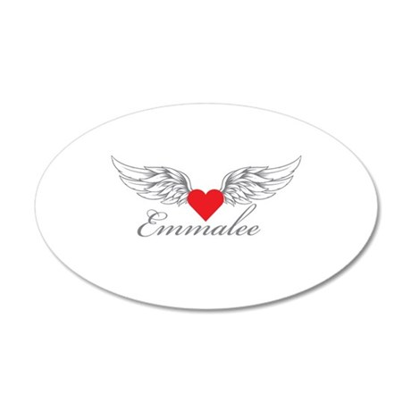 Angel Wings Emmalee Wall Decal