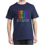 Crayon 6-Pack T-Shirt