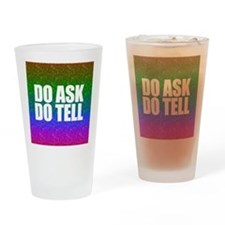 dadt2 Drinking Glass