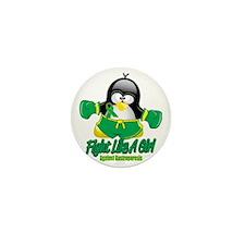 Gastroparesisc-Fighting-Penguin Mini Button