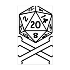 20sides Decal