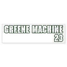 greenmachine Bumper Sticker