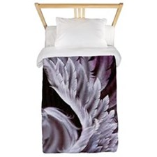 Purple Pegasus Twin Duvet