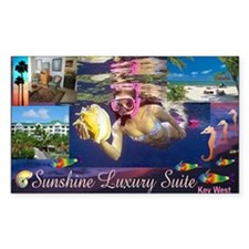 Sunshine Luxury Suite Decal