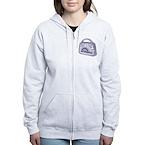 Oceanic02_10x10W Women's Zip Hoodie
