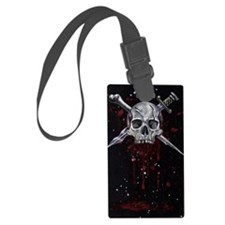 Piracy Luggage Tag