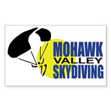 skydiver mvs Decal