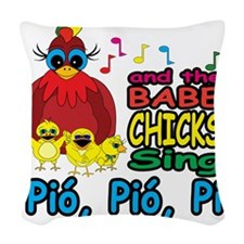 Pio Woven Throw Pillow