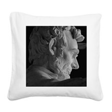 Lincoln Square Canvas Pillow