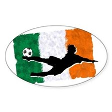 Soccer-Ireland Decal