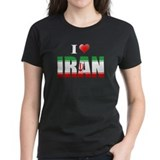 I love Iran Shirts Tee