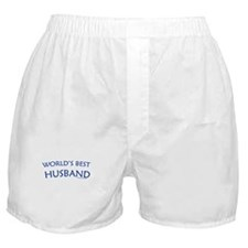 World's Best Husband - Boxer Shorts