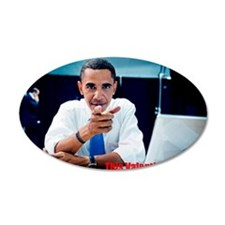 ART This Obama 1 Wall Decal