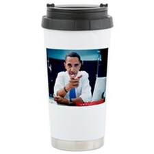 ART This Obama 1 Ceramic Travel Mug