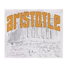 Aristotle Light Throw Blanket