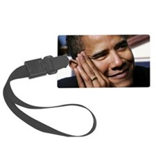 ART This Obama 2 Luggage Tag