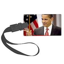 ART This Obama 3 Luggage Tag