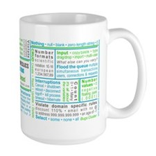 Test Obsessed Coffee Mug