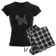 Cairn Terrier or Westie Pajamas