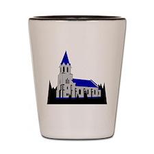 Grejs Kirke Shot Glass