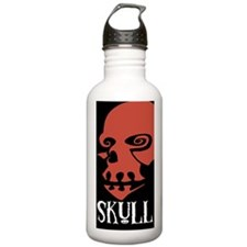 Skull-iPhone3g Water Bottle