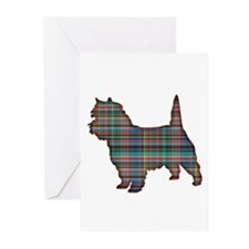 Cairn Terrier or Westie Greeting Cards