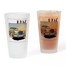 57GHawk-4 Drinking Glass