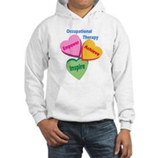 OT Multi Heart Jumper Hoody