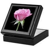 Funny Rose art Keepsake Box