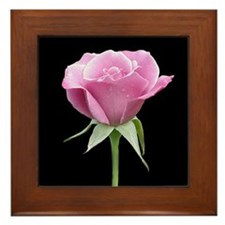 Funny Bleeding heart Framed Tile