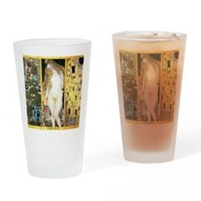 Gustav Klimt - Couples Drinking Glass