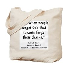 p_h_tyrants_chains Tote Bag