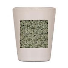 William Morris Bramble Shot Glass