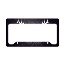 2-wings2.5 License Plate Holder