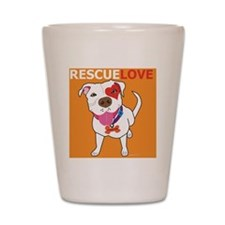 Rescue Love Shot Glass