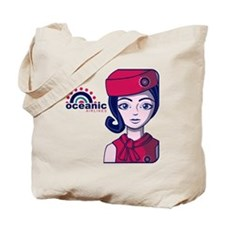 Stewardess09_12x12W Tote Bag